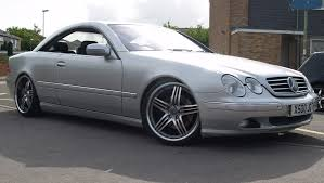 Mercedes CL CL55 (W215) | Airmatic Lowering Links