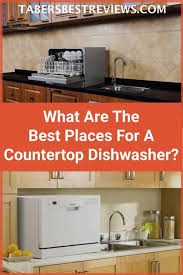 in doing my research for my list of countertop dishwashers for people i was amazed at how many uses these portable dishwashers have