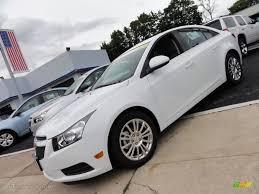 2012 Summit White Chevrolet Cruze Eco #53811193 | GTCarLot.com ...
