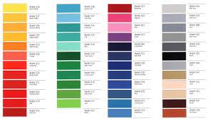 Wrap N Graphics Vinyl Color Chart Factual Avery Vinyl Color