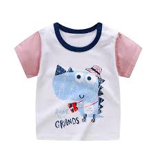 Baby <b>Boys</b> Girls <b>T</b> Shirt <b>2019</b> Casual Fashion <b>Summer</b> Toddler ...