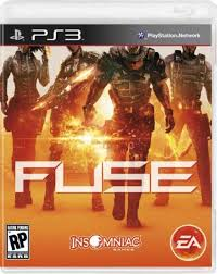 official fuse box art revealed fuse ps3 box art