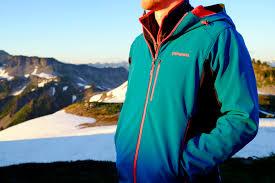 softshell jacket mountains