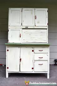 Wilson Kitchen Cabinet Hoosier A Hoosier Cabinet Makeover Flashback Summer