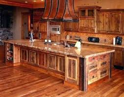 rustic cabin kitchens. Rustic Kitchen Cabinet Hardware And Western Style Designs Knobs Cabinets . Cabin Kitchens