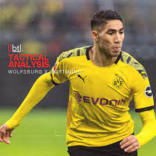 This one is an absolute banger, luv it! Tactical Analysis Borussia Dortmund Vs Wolfsurg Breaking The Lines