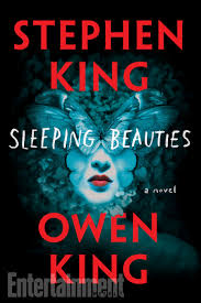 stephen king and son owen preview excerpt eerie cover of  stephen king and son owen preview excerpt eerie cover of sleeping beauties exclusive