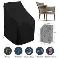 waterproof stacking chair cover uv