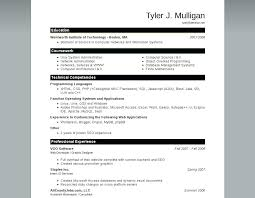 Resume Formats Word Simple Innovative Resume Formats Resume Design Template Online Resume