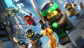 The Lego Ninjago Movie Video Game Review - Lego Ninja, Go Ninja, GO