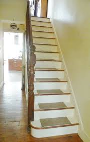 after about 20 years our stair carpet had become very worn and we needed to replace it