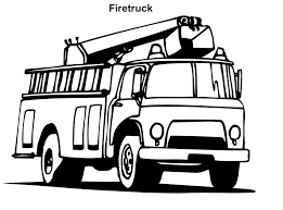 Small Picture ambulance fire truck coloring page coloring pages for all ages