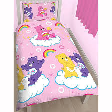 care bears share single us twin duvet cover and pillowcase set b01dccdj4g