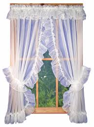Priscilla Curtains Living Room