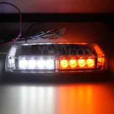 72w Led Strobe Warning Mini Light Bars For Construction Tow
