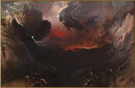 The Great Day Of His Wrath John Martin 1851 3 Tate