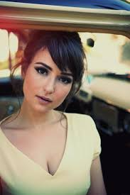 Sexy Lily From AT T Commercial. catch. Milana Vayntrub the.