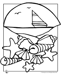 Small Picture Brilliant Ideas of 2017 Seashell Coloring Pages For Your Format