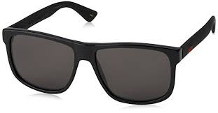 gucci 0010s. sunglasses gucci gg 0010 s- 001 black / grey 0010s