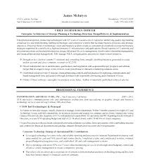 Executive Resume Templates Word – Resume Bank