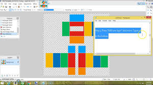 How To Make A Roblox Shirt Template How To Make A Custom Shirt Or Pants Template For Roblox