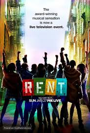 Rent Poster Rent Live Movie Poster