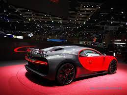 Only 20 units of this model will ever be made. 2019 Bugatti Chiron Sport Puts 1 500hp Supercar On A Diet Slashgear