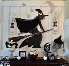 halloween decorations for office. fine office halloween decorations witches witch mantel black gold  throughout for office