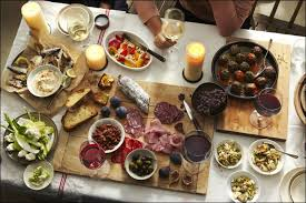 House Party Ideas for New Year - Bring Your Own Appetizer