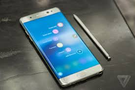 samsung note. samsung is offering note 7 owners in south korea the chance to upgrade their phone a 8 for half price when as-yet-unannounced handset