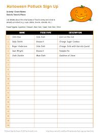 volunteer sign up sheet templates halloween volunteer sign up sheet ahmedmouici xyz