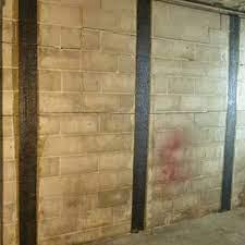 bowing walls in basement basement