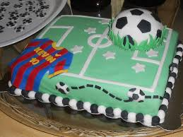 Soccer Birthday Cakes Party Ideas From Kid s Birthdays to