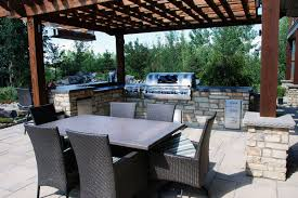 Building A Outdoor Kitchen Taste The Good Life With An Outdoor Kitchen Ananda Landscapes