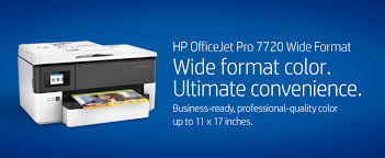 Wide Format Printer Comparison Chart Hp Officejet Pro 7720 All In One Wide Format Printer With Wireless Printing