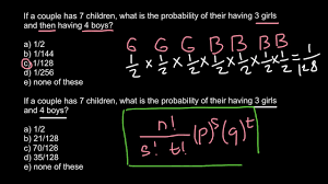 Types Of Probability Two Types Of Probability Problems In Genetics You Must To Know