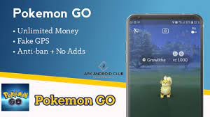 Pokemon Go Mod Apk Latest Version Free Download-Anti Ban