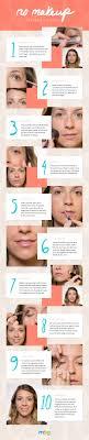 nomakeup makeup look trend step moresteps