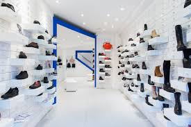 Footwear Shop Design Wink Footwear Store Design Of The Shopping Experience