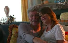 Jon bon jovi is a 58 year old american musician. After 27 Years With His Wife Jon Bon Jovi Finally Reveals The Secret Of His Long Lasting Marriage