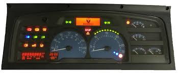 Daf Dashboard Warning Lights Autotronix Vehicle Diagnostics Ltd