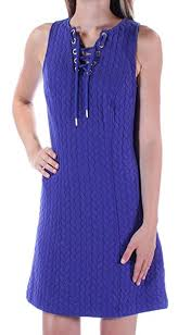 Kensie Clothing Size Chart Kensie Womens Quilted Braids Dress Ksdk7483