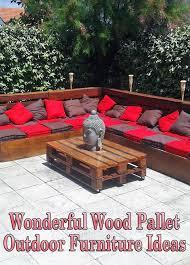 pallet outdoor furniture. Quiet Corner:Wonderful Wood Pallet Outdoor Furniture Ideas - Corner Pallet Outdoor Furniture