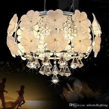 2016 led fashion modern crystal light k9 lights glass crystal chandelier pendant lamp for home decoration deer antler chandelier drum shade chandelier from