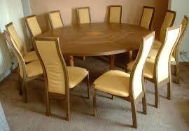 large round kitchen table large round