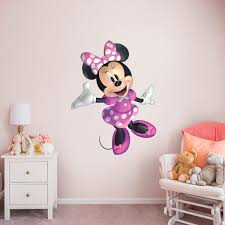 Minnie Mouse Giant Officially Licensed Disney Removable Wall Decal