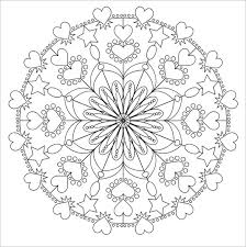 Free Mandala Coloring Pages Pdf Best Of Collection 18 Mandala