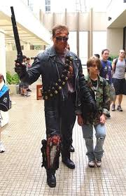 terminator john awesome terminator cosplay terminator terminator makeup terminator john connor sarah connor awesome costumes