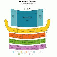 Orpheum Mn Seating Chart Brokeasshome Com Seating Charts