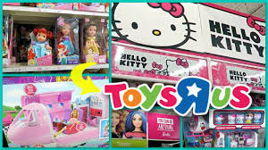 toys r us toy hunting fun pt 1 barbie o kitty disney princesses doll